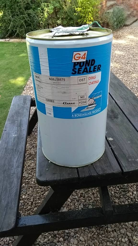 G4 Pond Sealant for concrete | in York, North Yorkshire | Gumtree