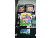 Mrs Brown Boys Cast Signed 12x8 Picture And Cast Memorabilia Items Package