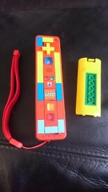 Lego wii remote controller