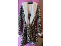 Girls river island dressing gown age 7-8