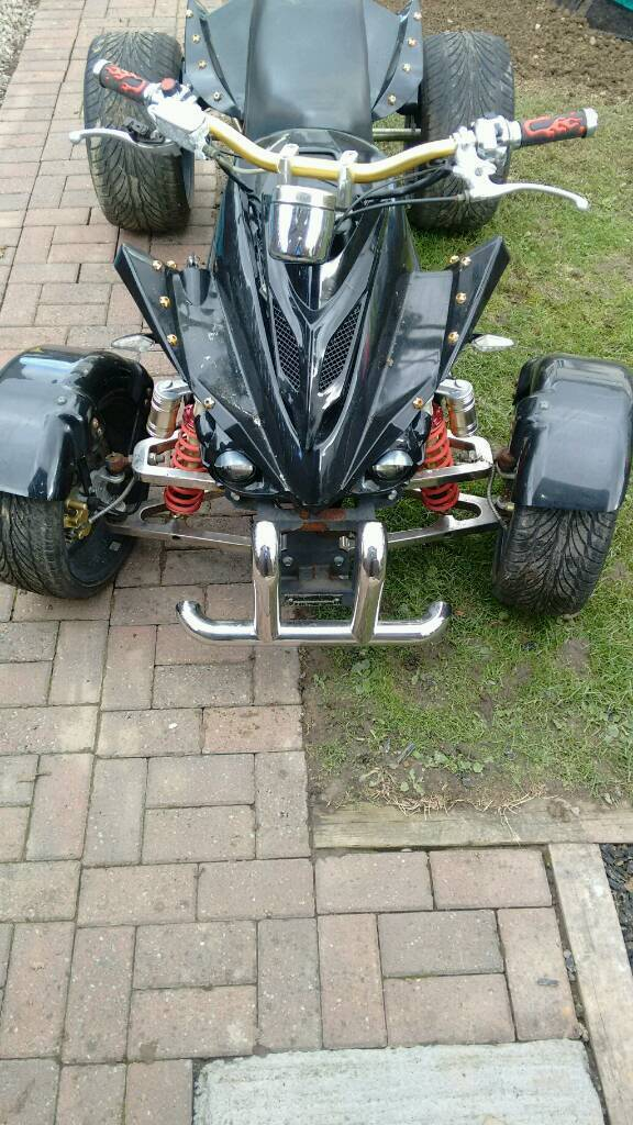 Spy 350F1 Quad / Quadbike (Spares or Repairs)