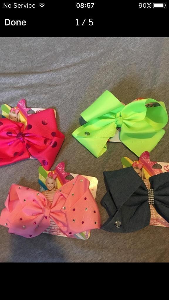 NEW jojo bows