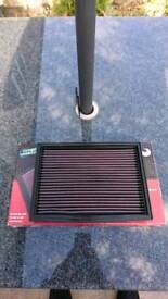 K&N Panel Air Filter for Ford Puma