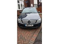 Mercedes-Benz C Class 2.1 C220 CDI BlueEFFICIENCY SE 4dr ***FULL MERC SERVICE HISTORY***