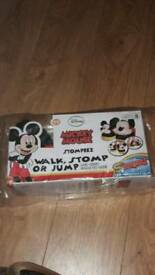 Micky mouse stompeez size small 10-12