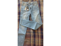 BNWT Fat Face Super Skinny Jeans Size 10R RRP £45