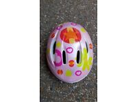 Childs Barbie Cycle Helmet size 50 - 54 cm