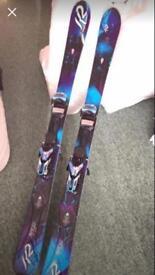 K2 SuperGlide Skis