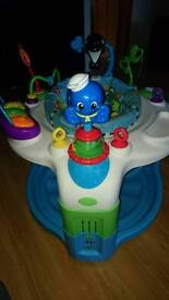 Baby Einstein activity station