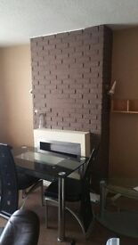 3 bedroom house with two reception for rent