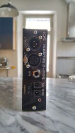 UNIQUE - Mobile NEVE style 500 series BAE 1073MPL (not AMS) mic preamp Sound skulptor 501 case