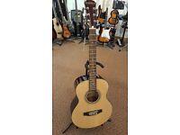Freshman RENBABY Acoustic Parlour Guitar - Natural Finish