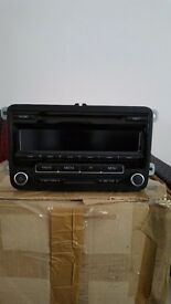 Vw rcd 310 dab radio with code