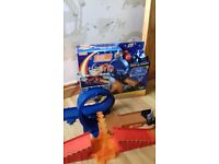 Blaze and the monster machine racing track