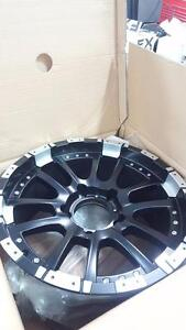 Mamba off road m12 series wheels
