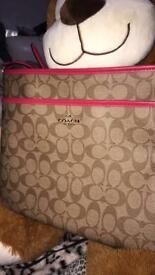 Coach handbag new york