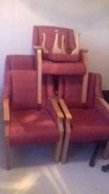 Care home dinning seats