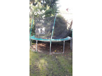 TP Trampoline 12ft used