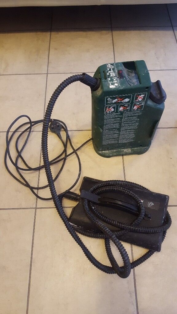 Wallpaper steam stripper. Good condition, works perfectly. Clear instructions for use. Quick sale