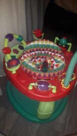 Mamas and papas spin and play. All works. Good clean condition.