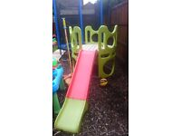 Smoby play slide