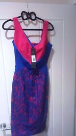 Hybrid midi dress size 8