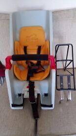 Hamax Copilot Taxi child's bike seat