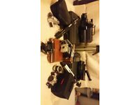 Camera's Job Lot