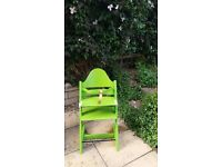 STOKKE highchair for sale.