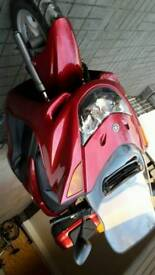 YAMAHA SUPER SCOOTER YP 250 LOW LOW MILES