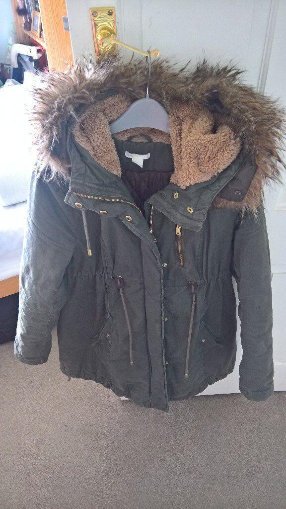 Winter Maternity Coat