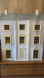 Dollshouse with furniture for sale