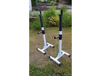 As New Squat Rack (Assembled but Never Used)