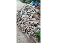 Free rubble hard core from ip3 area ipswich