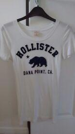 Hollister's t-shirt