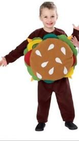 Burger outfit