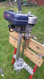 Seagull Forty Featherweight 1980 Outboard Motor