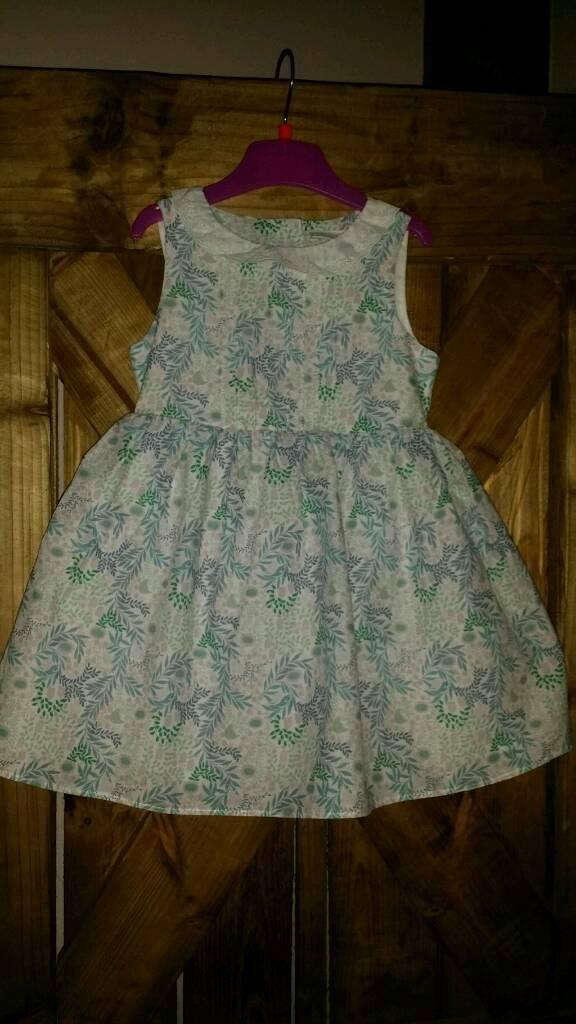 f823852e97 2x Girls Next Summer Dresses age 11 2 -2 yrs