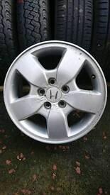 """Honda hrv 16"""" rim"""