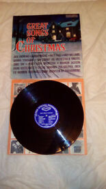 GREAT STARS OF CHRISTMAS(V/A)12.INCH VINYL LP-EX+=