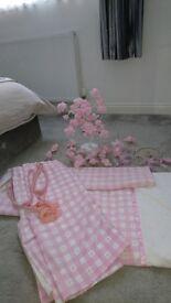 Girls pink next set