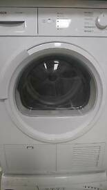 Bosch classixx 7 condenser tumble dryer
