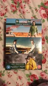 Breaking bad series 1-3