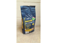 Limestone coloured grout for ceramic tiles. Unopened pack.