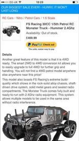 FS racing Humber