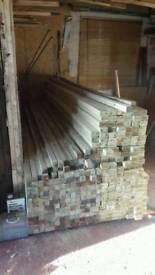 3 x 2 treated timber