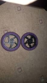 Sacrifice delta core wheels (pair)