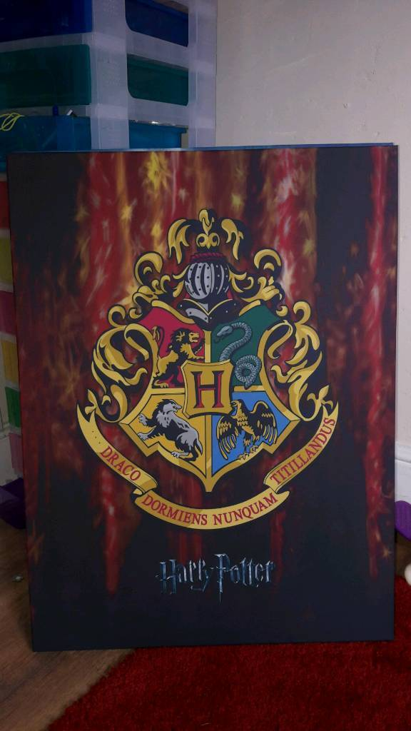Harry Potter canvas posters