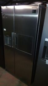SAMSUNG RSH7 American fridge freezer new Ex display