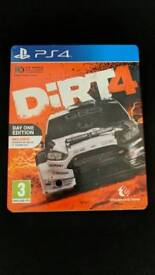 Dirt 4 PlayStation 4 Game